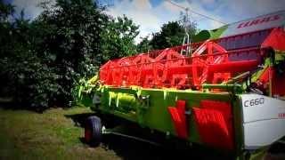 Gospdarstwo Rolne Kujawsko-Pomorskie |Prezentacja Gospodarstwa| *HD*
