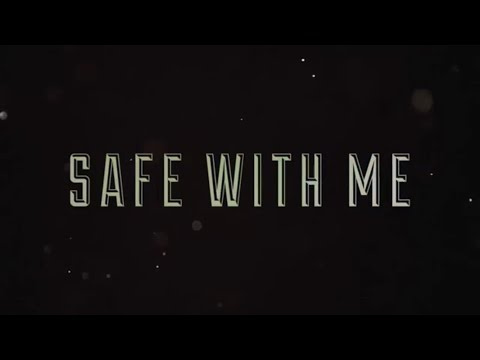 Safe With Me - Megan Nicole (Official Lyric Video)