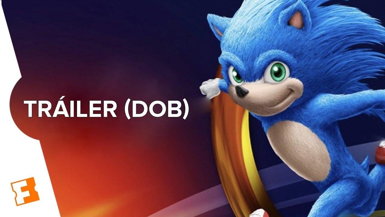 Sonic La Película Tráiler Oficial Español Latino