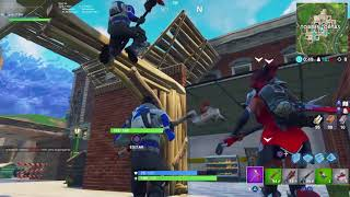 Fortnite 20 vs 20 derrubamos torres tortas