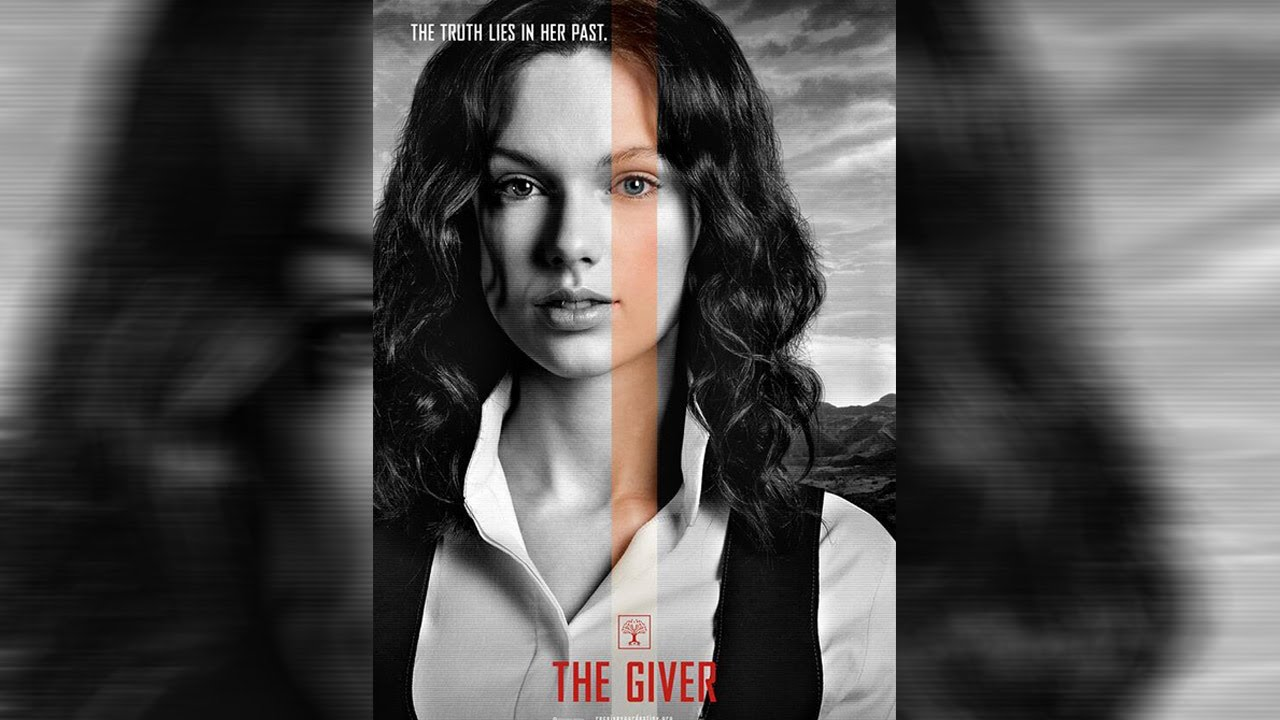 """Taylor Swift's First """"The Giver"""" Character Poster Revealed ..."""