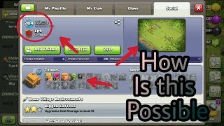 Top 5 Mysterious players on clash of clans|| These players are unbelieveble