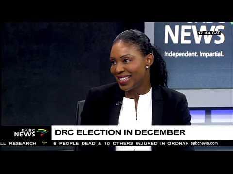 Talking December DRC election with Kuku Itambo