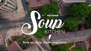 Inside the Soup Kitchen - UCKG Soup Kitchen (Peckham)