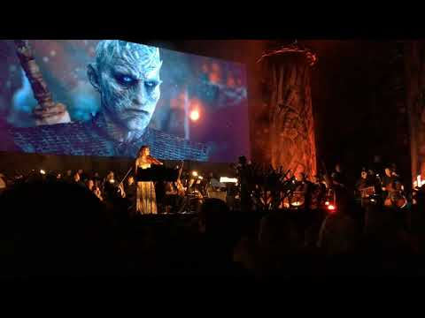 The Night King (Game of Thrones Live Concert Experience) 8 September 2019
