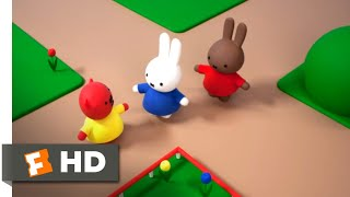 Miffy the Movie (2014) - Which Way? Scene (2/10) | Movieclips