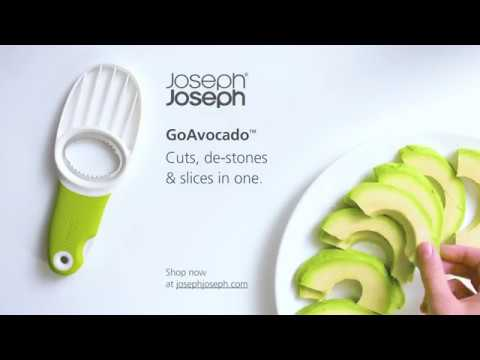 Joseph Joseph 20112 GoAvocado 3-in-1 Avocado Slicer