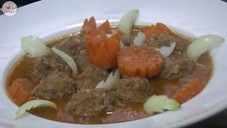 Hướng dẫn nấu món Bò viên sốt pate
