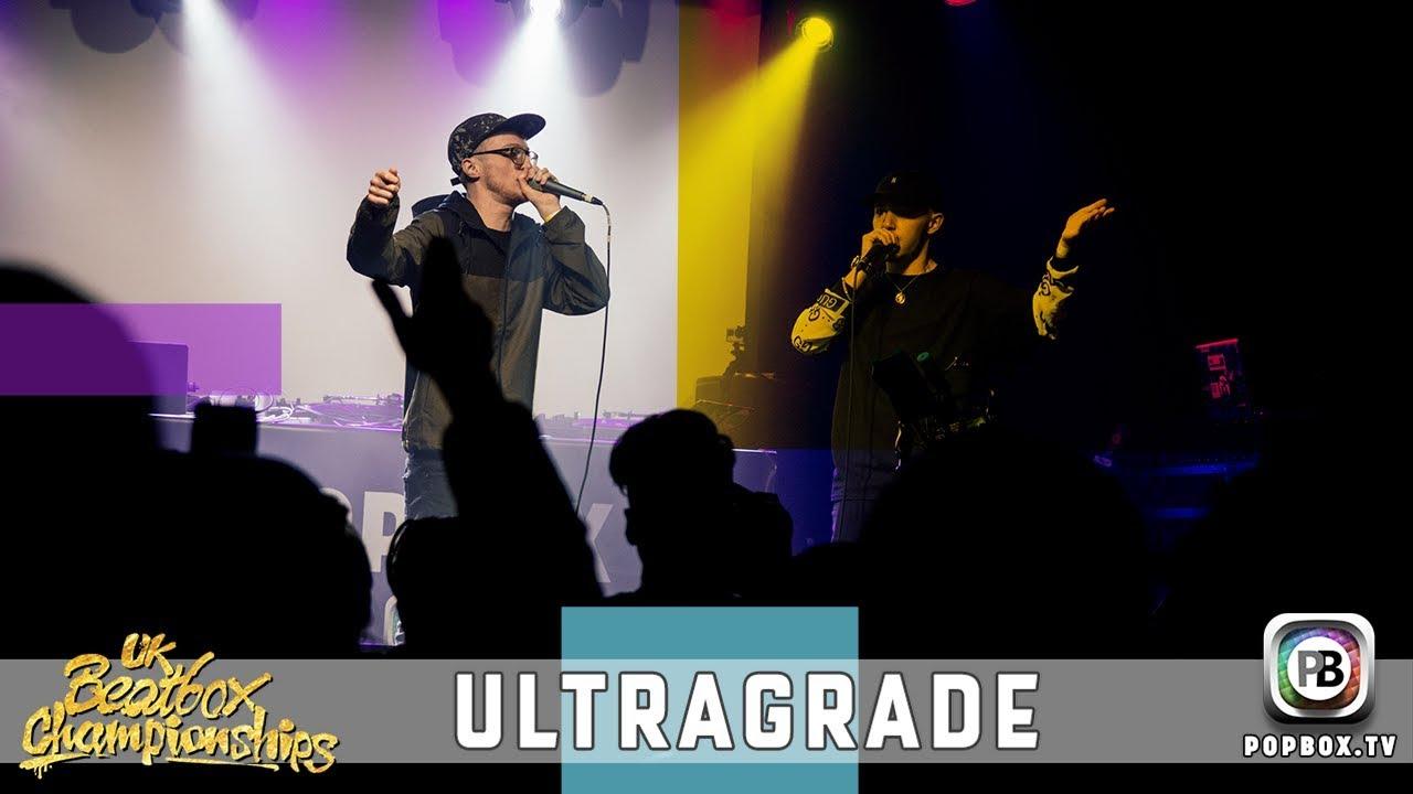 Ultragrade   Team Elimination   2017 UK Beatbox Championships
