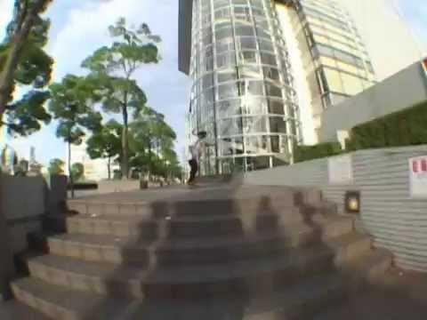 oita local sk8ers GATHER VIDEO eiiiiiiiyo!!! DAICHI & KOTARO