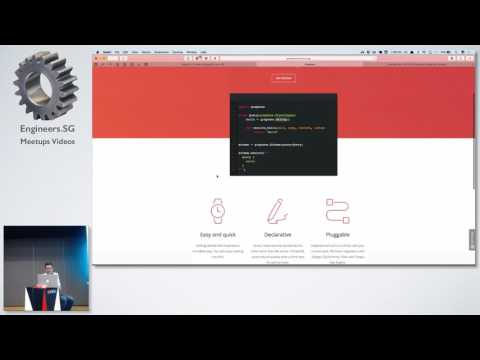 Using GraphQL with Django - API Craft Singapore