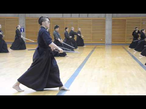 BSU Kendo club brings in Japanese iaido champion to Boise for seminar