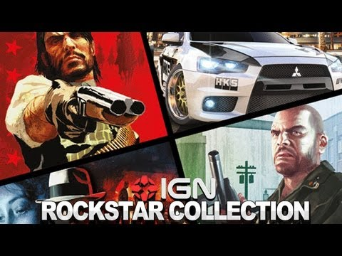 IGN News - Rockstar Games Collection Coming Soon
