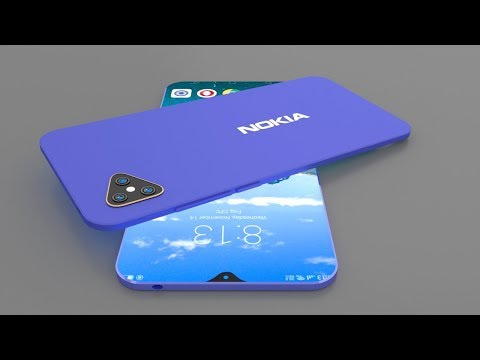 Nokia का फाड़ Phone, 5800mAh Battery, 128GB Internal, Price-12500/-  Nokia 9.1