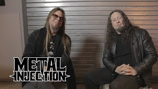 QUEENSRYCHE On The Actual Pronunciation Of The Name & 9 More Facts  | Metal Injection