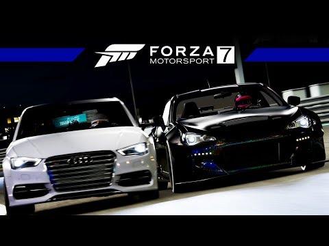 NACHTRENNEN in ABU DHABI – FORZA 7 Gameplay German #16 | Lets Play XBOX ONE X Deutsch
