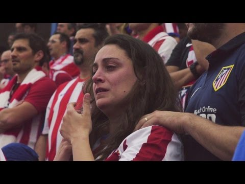 Atlético Madrid's Emotional Goodbye To One Of Football's Greatest Stadiums