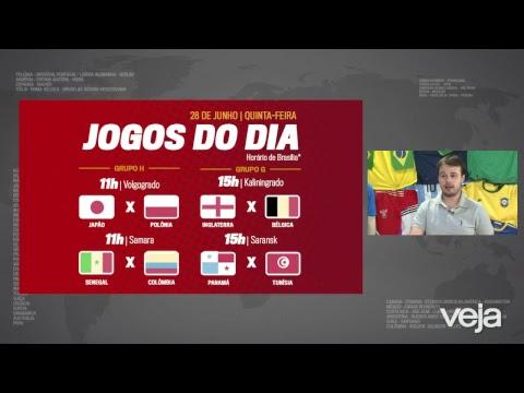 Giro da Copa: Brasil nas oitavas e Alemanha eliminada