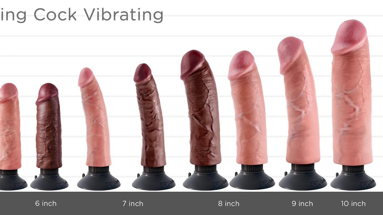 Using Dildo Vibrator Cum