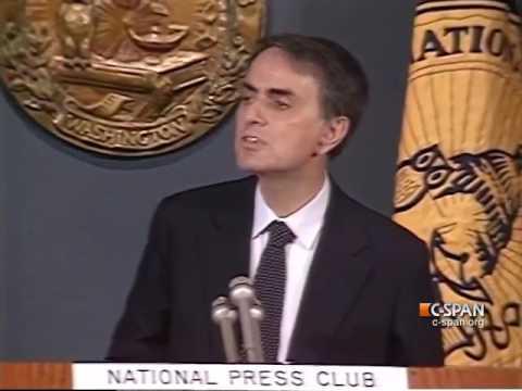 Carl Sagan   The Risk of Nuclear War 1986