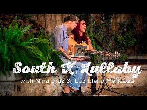 South X Lullaby: Nina Diaz & Y La Bamba's Luz Elena Mendoza