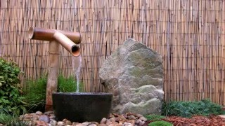 Bamboo Fence Ideas for Residential Houses