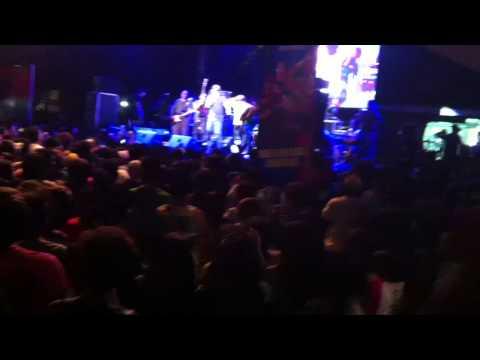 Parokya ni Egdar Concert in Minasa Festival