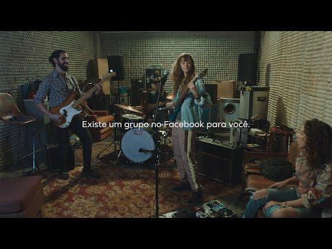 Grupos do Facebook: Fãs de Música - Somos mais juntos