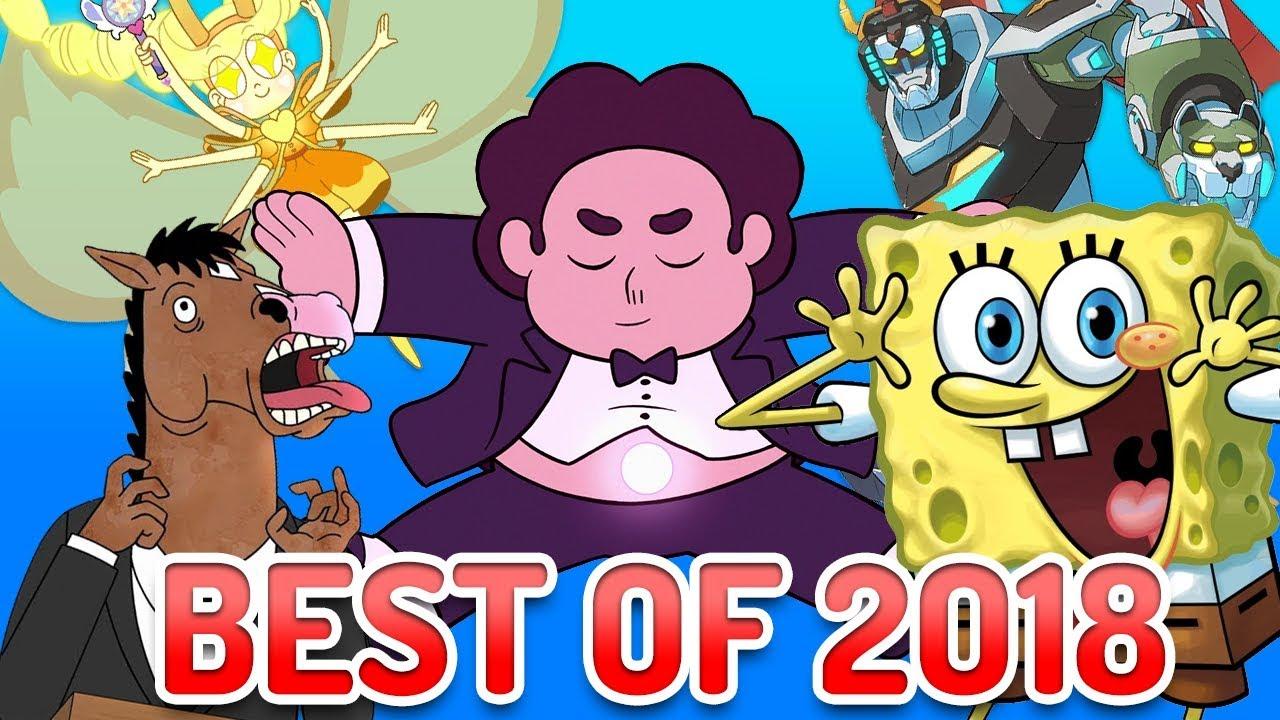 Top 10 Cartoon Network Shows 2018 - Wallpaperzen org