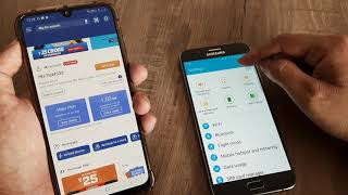How to link Jio account ( English )