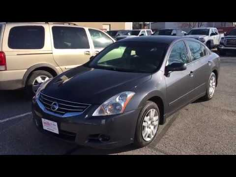 Pre-Owned 2010 Nissan Altima 2.5 S Automatic CVT Clean Car NO ACCIDENTS Oshawa ON Stock#B11914A