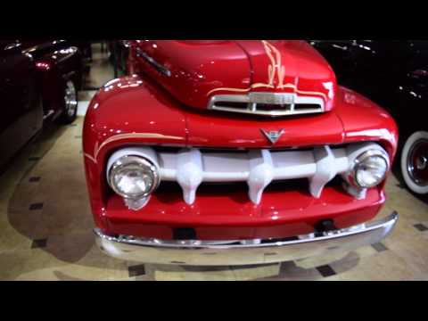 Walk Around & Start 1951 Ford F1 #2270