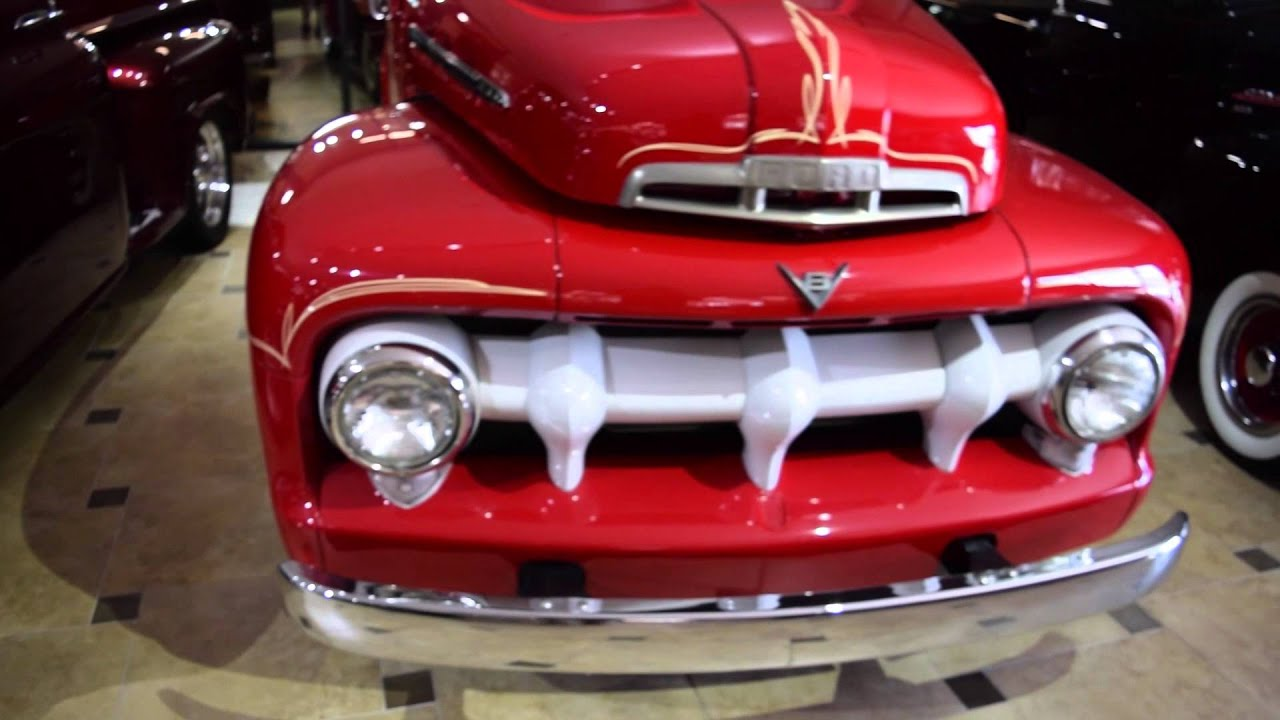 Walk Around & Start 1951 Ford F1 #2270 - YouTube