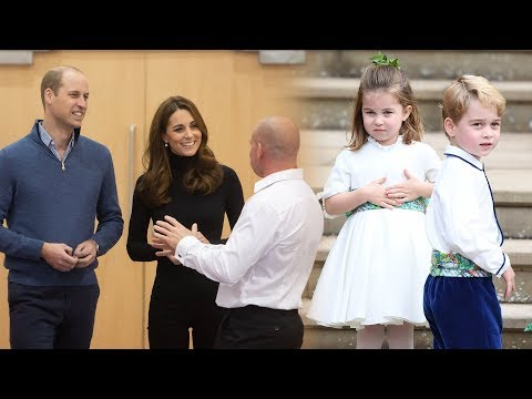 Duchess Kate reveals the one thing she tells her children - and it's adorable!