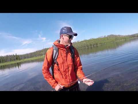 Los Martinezes Take On Beula! Yellowstone Fishing