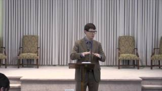 Dr. Jeremy Barrier - Ministry as a Lifestyle