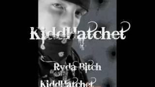kiddhatchet ryda bitch psychopathic ryda anthem produced by dj paul and juicy j jrb
