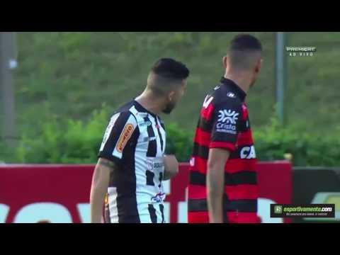 Tupi 1x0 Atlético-GO - Gols e Melhores Momentos (23.07.2016) - Série B