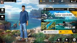 How to invite with your friends and play together in (free fire battlegrounds) 2018