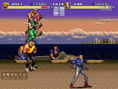 Streets of Rage 3 Super Zan speedrun 30:57 - YouTube  |Streets Of Rage 3 Zan