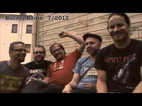 Burma Radio - videofoto 7/2013