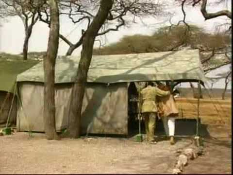 Tanzania - the land of Hugo van Lawick