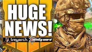 NEW Black Ops 4 Updates, Infinity Ward EVACUATED, MW4 Leaks, BO4 50% Off, & NEW Blackout Reveal!