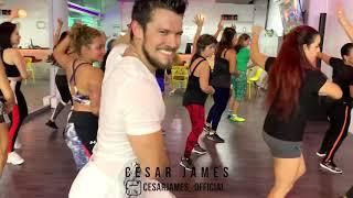 Le Pido A Dios - Wolfine  Cesar James Zumba Cardio Extremo Cancun