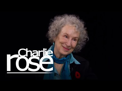 Margaret Atwood on Bad Interviewers (Nov. 11, 2014) | Charlie Rose