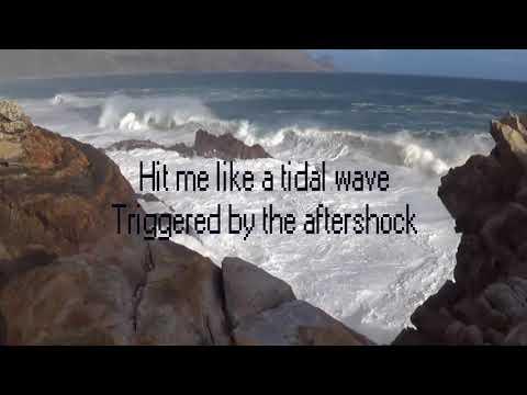 Portugal The Man - Tidal Wave [ lyrics   visualizer ]