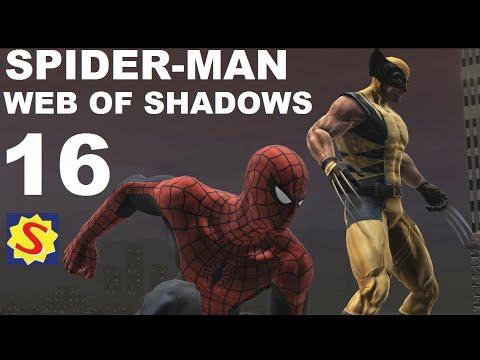 Spider-Man Web of Shadows - 16/17 - Symbiote Black Cat ...