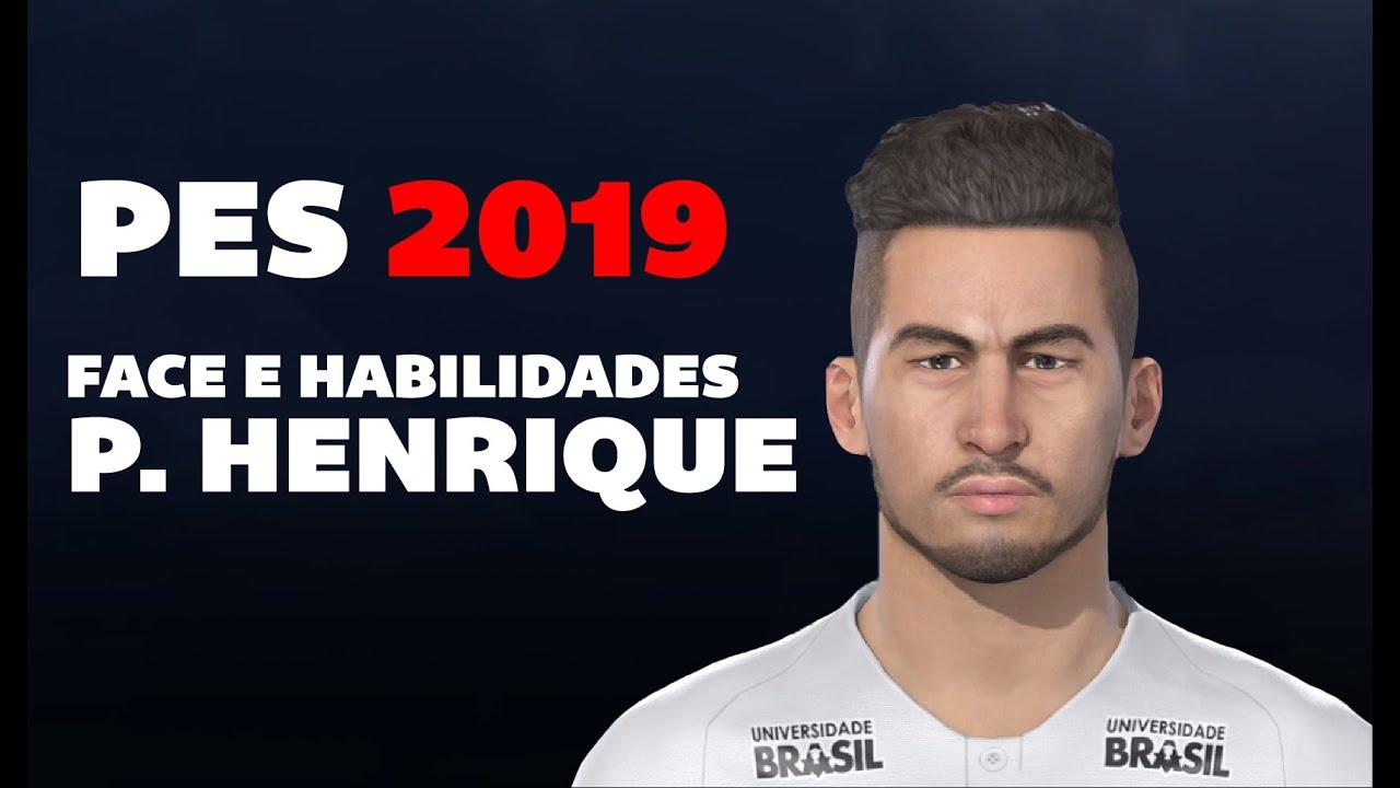 Pedro Henrique Corinthians PES 2019