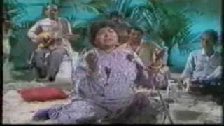 BBC LIVE Abida Parveen Terey Gham Kou jaan kifaiz ahmad faiz