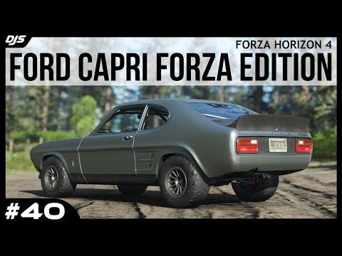 Ford Capri Forza Edition (RARE CAR) - Forza Horizon 4 - Car Collection #40 thumbnail